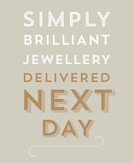 Simply brilliant jewellery delivered next day